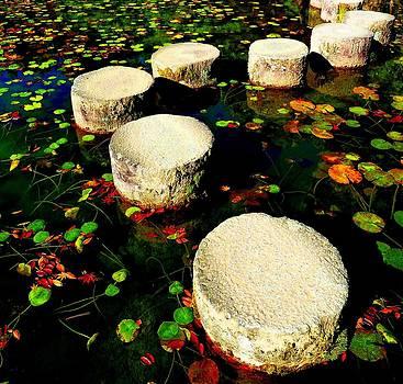 Water Path by Julia Ivanovna Willhite