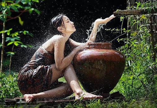 Water by Saman Kumara