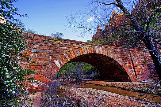 Water Under the Bridge by Rick Lewis