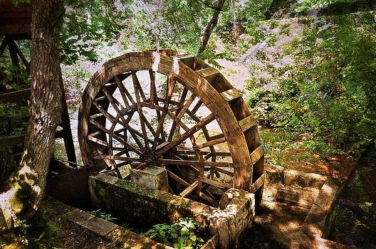 Marty Koch - Water Wheel
