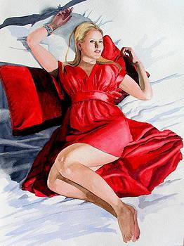 Watercolour 7 by Steve Jones