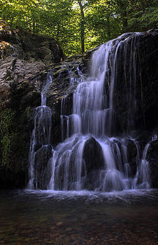 Carolyn Stagger Cokley - waterfall 0305