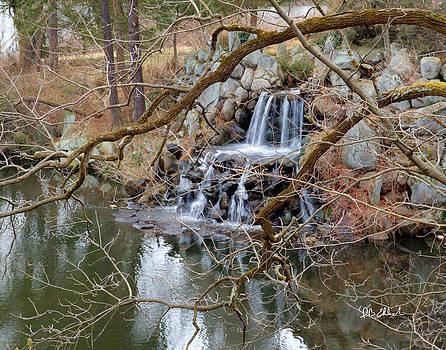 Waterfall 2 by IB Ehrlich