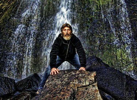 Waterfall 3.Resurrection. by Konrad Ragnarsson