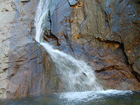 Waterfall by Denise Beaupre