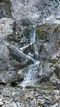 Waterfall by Dirk Lightheart
