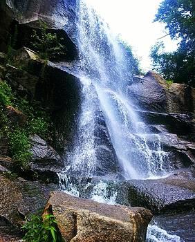 Waterfall  by Kiara Reynolds