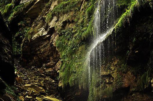 Mariusz Zawadzki - waterfall