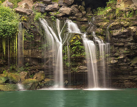 Waterfall Paradise 03 by Cindy Haggerty