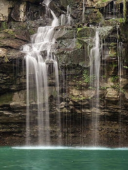 Waterfall Paradise 04 by Cindy Haggerty