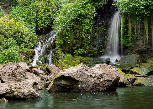 Waterfall Paradise 05 by Cindy Haggerty