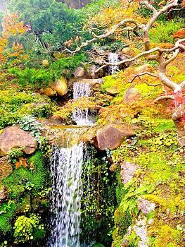 Waterfall2 by Gala Ilchenco