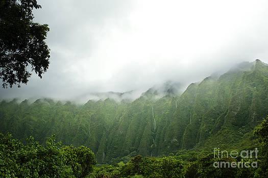 Charmian Vistaunet - Waterfalls on Ko