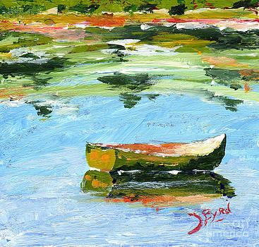 Watermelon Boat by Joe Byrd