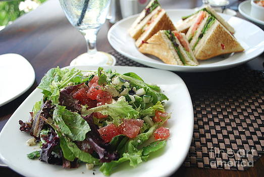 Heather Kirk - Watermelon Salad
