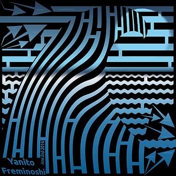 Wave Maze by Yanito Freminoshi