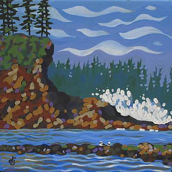 Wave Watchers by Dorothy Jenson