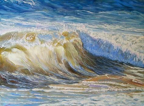 Wave2 by Elena Sokolova