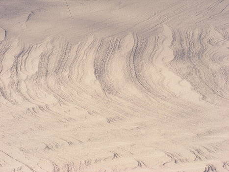 Waves in the Snow by Jon Lacelle