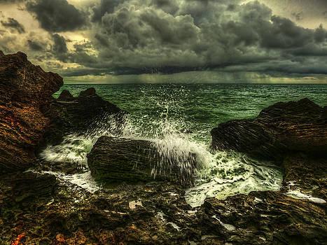 Waves by Vjekoslav Antic