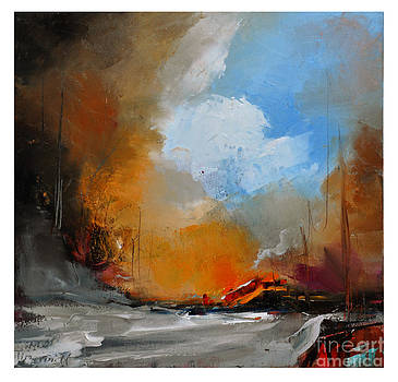Way Home III by David Figielek