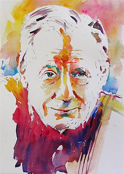 Wayne Thiebaud by David Lobenberg