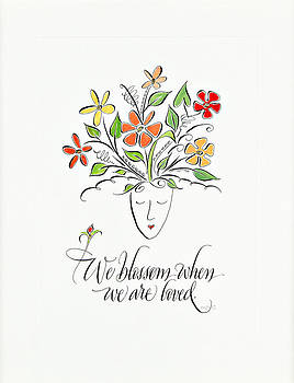 We Blossom by Michelle Calaba