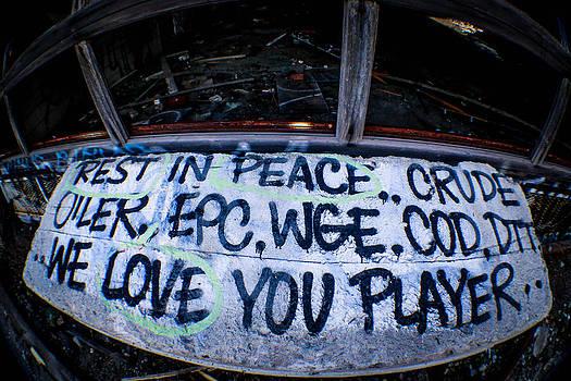 We Love You Player by Daniel Mercadante