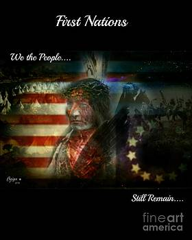 First Nations We the people  by Craiger Martin