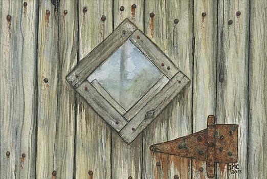 Weathered #1 by Jennifer  Creech