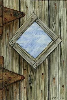 Weathered #2 by Jennifer  Creech