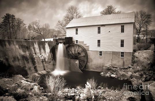 Dan Carmichael - Weathered Mill