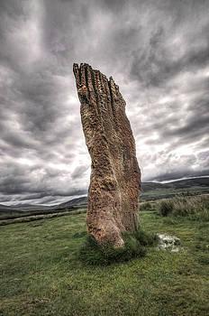 Weathered Stone by Tony Partington