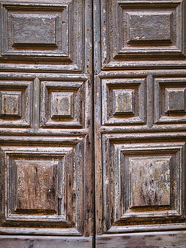 Hakon Soreide - Weathered Venetian Door