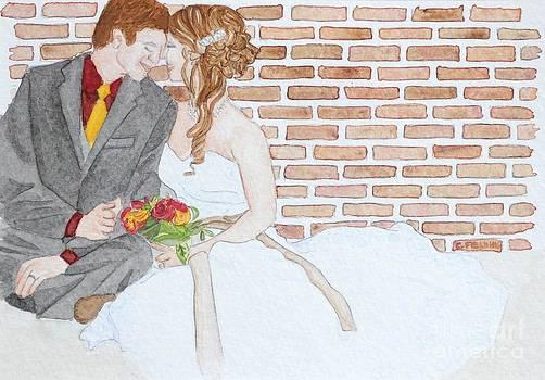 Wedding Day #2 by Carol Fielding