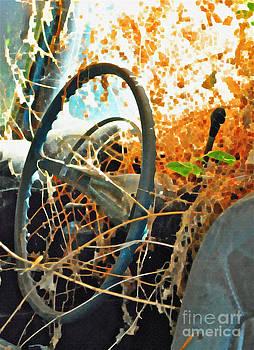 Gwyn Newcombe - Weedy Steering