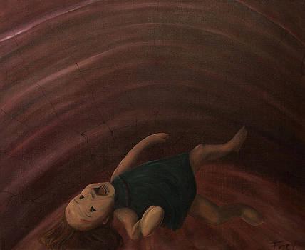 Wegwerfkind_Abused Child by Gabriele Frey