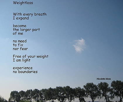 Weightloss by Nicolette Moes