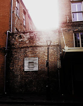 Weird Light in New Orleans by Louis Maistros