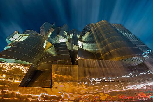 Weisman Art Museum by Mark Goodman