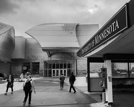 Weisman Art Museum on the University of Minnesota Campus by Tom Gort