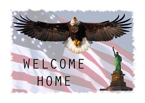 Randall Branham - Welcome Home