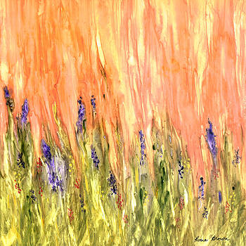 Welcome Spring by Rosie Brown