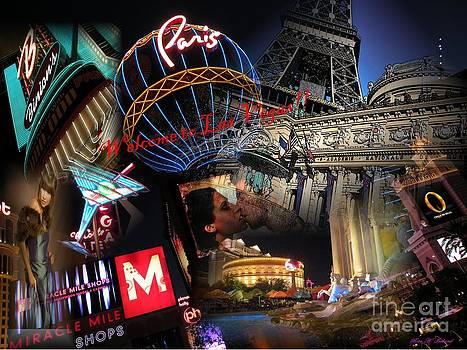 Welcome to Las Vegas by Rita H Ireland