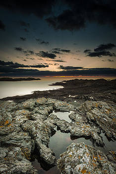 Welsh Seascape by Andy Astbury