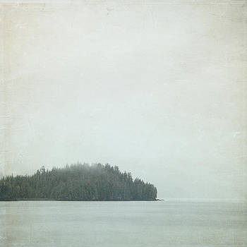 West Coast Solitude - Canada - Square by Lisa Parrish