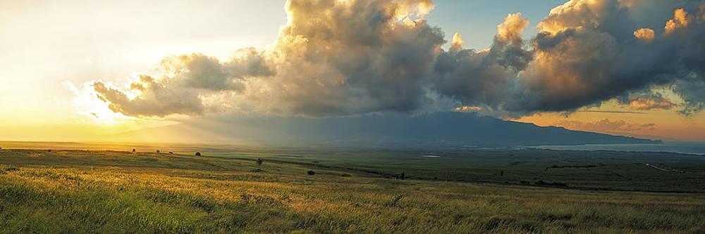 West Maui Mountain by Hawaii  Fine Art Photography