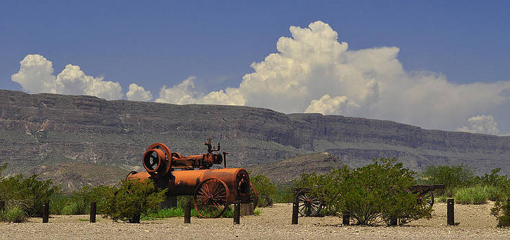 West Texas Waterworks by Timothy Johnson
