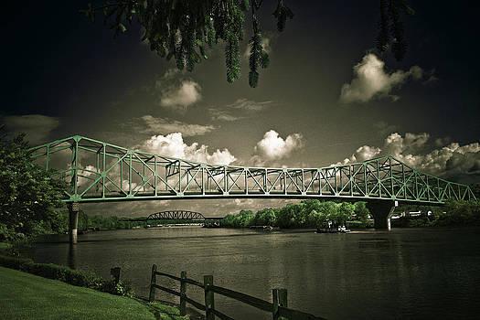 West Virginia Bridge by Brent Roberts