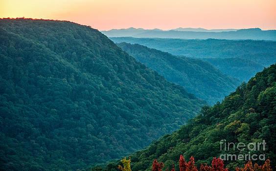 Kathleen K Parker - West Virginia Sunset